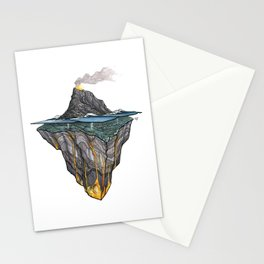 Salt + Fire Stationery Cards