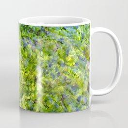 Wild mountain water. Mountains river Coffee Mug