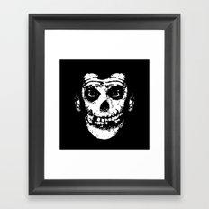 FIEND CUATES Framed Art Print