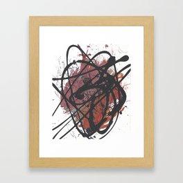 Beating Heart Framed Art Print