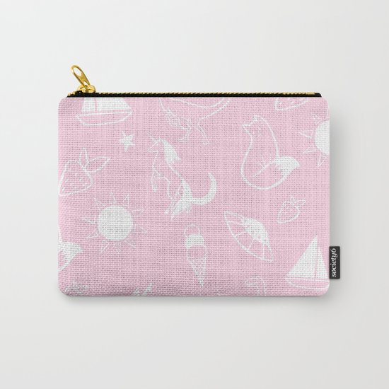 The Cure Carry-All Pouch