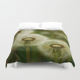 Just the Three of Us Duvet Cover
