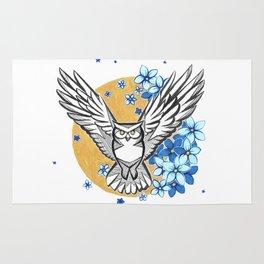 Oracle Owl Rug