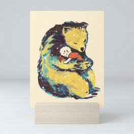 You Are My Best Friend Mini Art Print