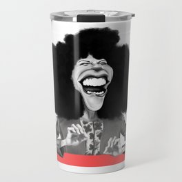 Gilda Radner as Roseanne Roseannadanna Travel Mug