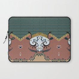 ss16 /// Handmade Arabesque II Laptop Sleeve