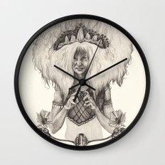 L E O  Wall Clock