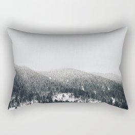 Big Sky, Montana Rectangular Pillow