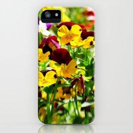 Summer Vibrance iPhone Case