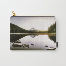 Fantastic Morning - Mount Hood Reflection Carry-All Pouch