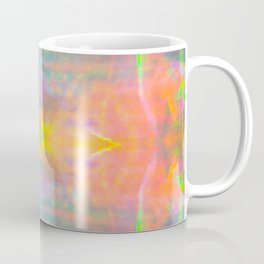 Prisms Play of Light 2 Mandala Coffee Mug