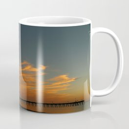 Venice Beach Sunset - Florida Coffee Mug