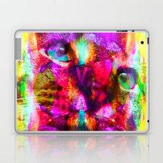Crystal Cat - Sir Parker Laptop & iPad Skin