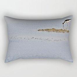 The Birds of Cutler Bay Wetlands Rectangular Pillow