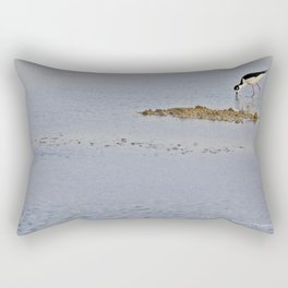The Birds of Cutler Bay Wetlands Rectangular Pillow