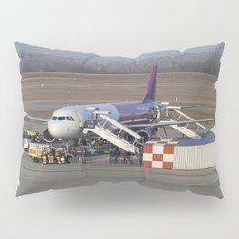 Wizz Air Jet And Fire Brigade Pillow Sham