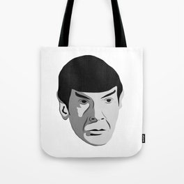 Highly Illogical Tote Bag