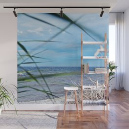 Secluded Beach Wall Mural