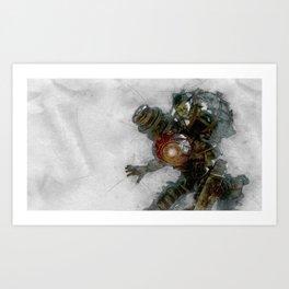 BioShock 2 Art Print