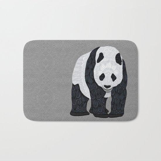 Papa Panda Bath Mat