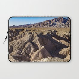 View towards Granite Mountain in the Anza Borrego Desert State Park, California, USA Laptop Sleeve