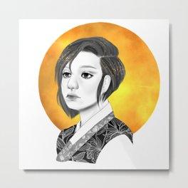 Hanbok | 한복 Metal Print