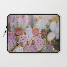 Cotton Candy Cacti Laptop Sleeve
