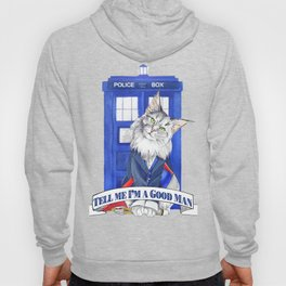 Doctor Mew 12th Doctor Hoody