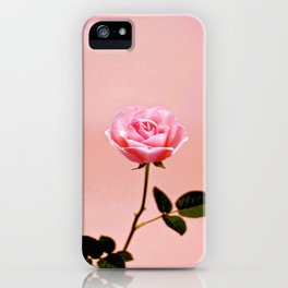 SINGLE LADY iPhone Case
