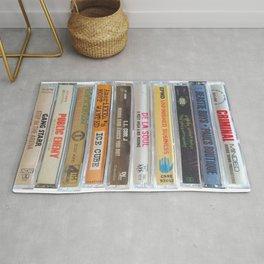 Hip Hip Cassettes Rug