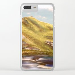 Dovedale Clear iPhone Case