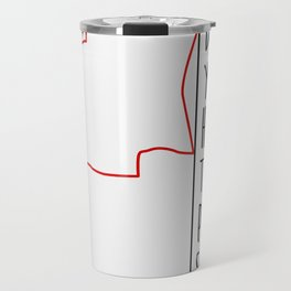 Do You hear The People Sing? - Red Flag? Travel Mug