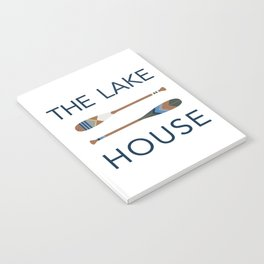 The Lake House Notebook