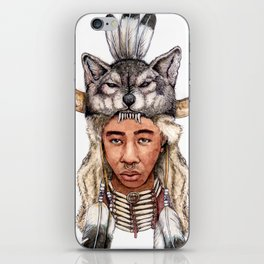 WOLF / Tyler, The Creator iPhone Skin