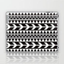 B&W Indian Laptop & iPad Skin