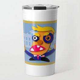 President Donald Trump White House Travel Mug