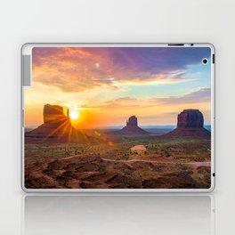 Monument Valley Laptop & iPad Skin