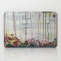 forrest iPad Cases featuring Spring Forrest by Stephanie Cole CREATIONS