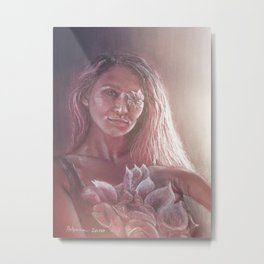 Tainted Offering Metal Print