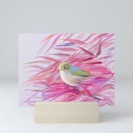 You looking at me? Mini Art Print