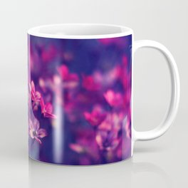 Cute Little Lilac Petals Coffee Mug