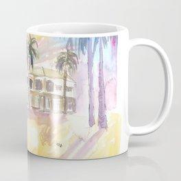 Basseterre St Kitts The Circus Street Scene Afternoon Coffee Mug