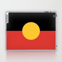 Australian Aboriginal Flag Laptop & iPad Skin