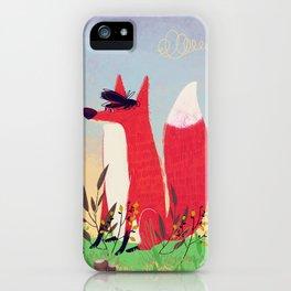 The Fox. iPhone Case