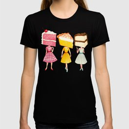 Cake Head Pin-Ups T-shirt