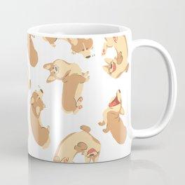 Corgi party Coffee Mug