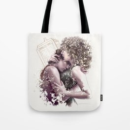 Among The Stars Tote Bag