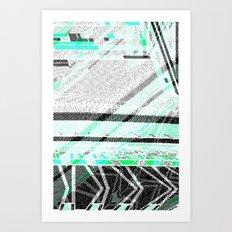 Walls Art Print