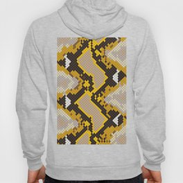 Reticulated Python Ver.2 Hoody