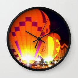 Light Up Nite Wall Clock